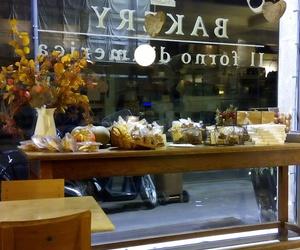 milan, photograph, and california bakery image