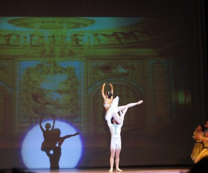 ballet, duet, and opening image