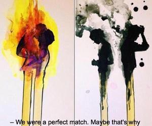 art, deep, and drawing image