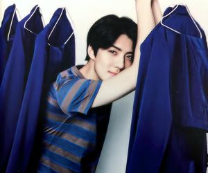 sehun, exo, and kpop image