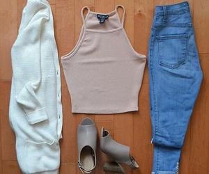 fashion, girly, and moda image