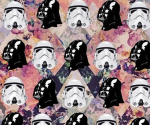 dark side, flowers, and background image