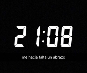 frase, horas, and pale image