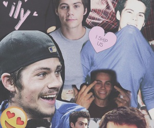 wallpaper and dylan o'brien image