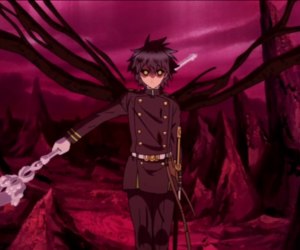 anime and owari no seraph : nagoia image