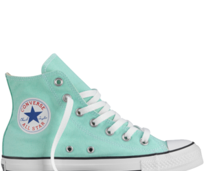 blue, converse, and shoes image
