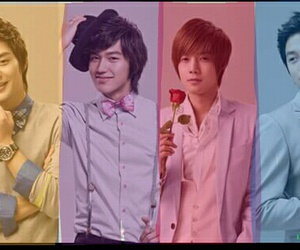 Boys Over Flowers, F4, and kim bum image
