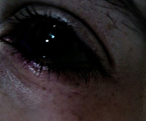 eye, girl, and tumblr image