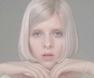aurora, blue, and eyes image