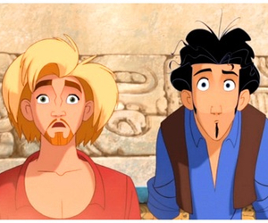 miguel, tulio, and road to el dorado image