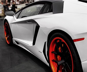 car, luxury, and Lamborghini image