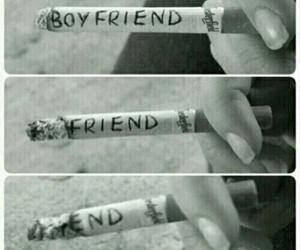 end, boyfriend, and friends image