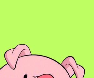gravity falls and pig image