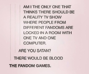 fandoms, harry potter, and hunger games image