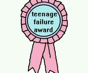 failure, awards, and pink image
