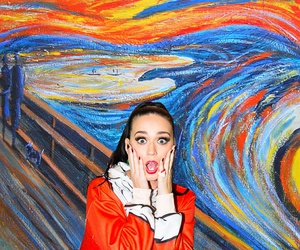 art, funny, and katy perry image