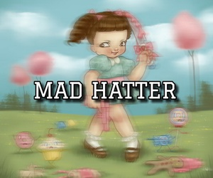 alternative, crybaby, and mad hatter image