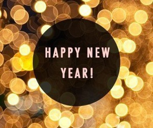 new year, happy new year, and 2015 image
