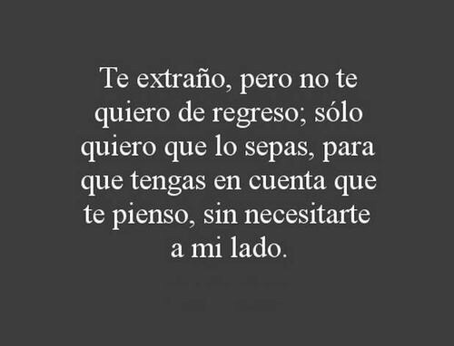 Image about te extraño in FRASES/QUOTES❣➰🔚 by Manuela
