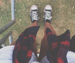 all star, converse, and grama image