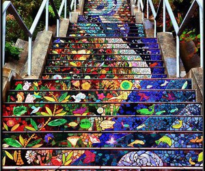 art, colorful, and beautiful image