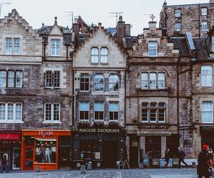city, scotland, and edinburgh image