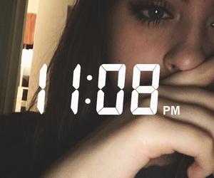 eyelashes, makeup, and eyeliner image