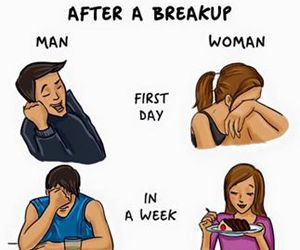 boy and break up image