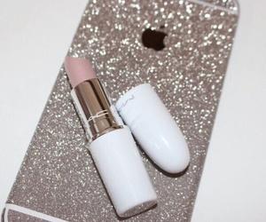 cosmetics, iphone, and mac image