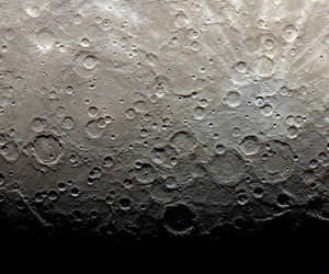 mercury and space image