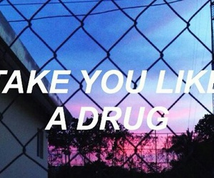 drug, music, and song image