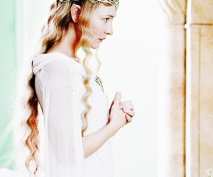 galadriel, lord of the rings, and elf image