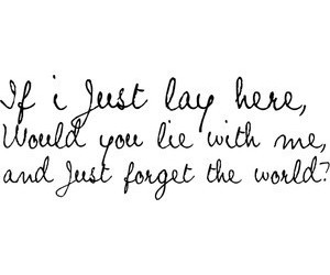 snow patrol, quote, and text image