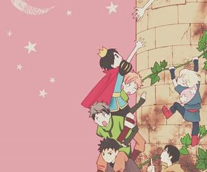 anime, tamaki, and haruhi image