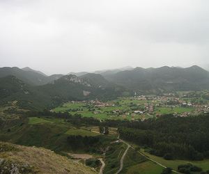 asturias, green, and beauty image