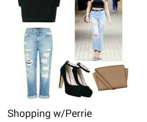 Polyvore and perrie image