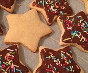 chocolate, christmas, and colorful image