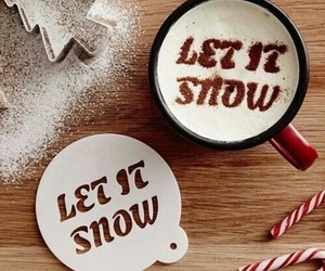 snow and sweet image