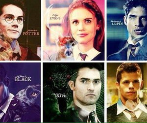 harry potter, teen wolf, and holland roden image