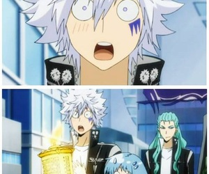 bluebell, funny, and hitman reborn image