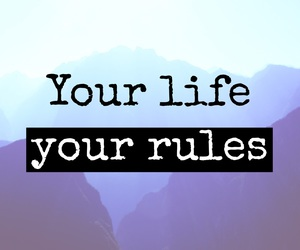 easel, rules, and life image