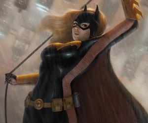 art, batgirl, and beautiful image