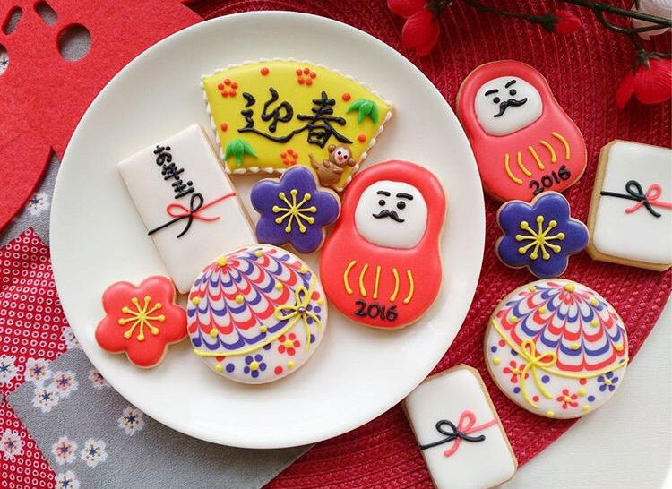 2016, beautiful, and Cookies image