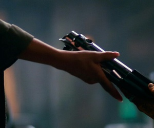 lightsaber and star wars image