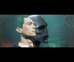 harry potter, hogwarts, and tom riddle image