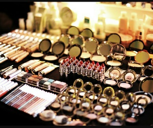 makeup and products image