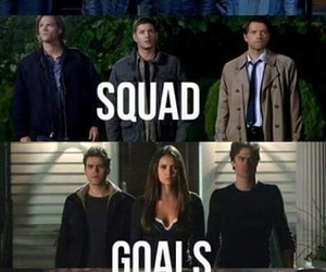 supernatural, teen wolf, and The Originals image