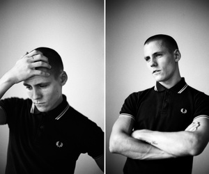 skinhead and fred perry image