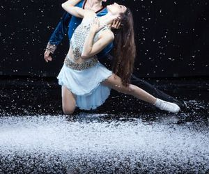 charlie white, figure skating, and ice rink image