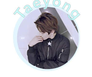 blue, smtown, and taeyong image